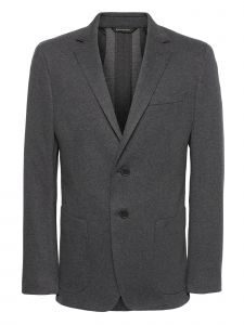 CHAQUETA HOMBRE SLIM BRUSHED KNIT