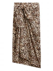 PAREO MUJER LEOPARD